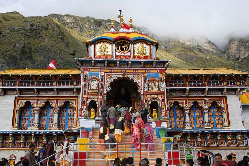 badrinath temple india